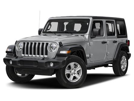 2020 Jeep Wrangler Unlimited Sahara (Stk: W149627) in Courtenay - Image 1 of 9