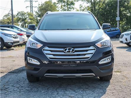 2013 Hyundai Santa Fe Sport 2.0T Premium (Stk: U06672) in Toronto - Image 2 of 22