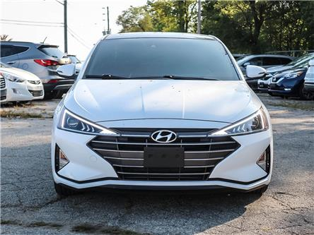 2019 Hyundai Elantra Luxury (Stk: GU0080) in Toronto - Image 2 of 26