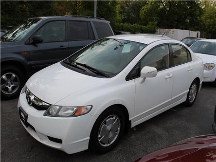 2009 Honda Civic Hybrid Base (Stk: W0192) in Burlington - Image 1 of 7