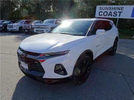 2019 Chevrolet Blazer RS (Stk: TK686315) in Sechelt - Image 1 of 24