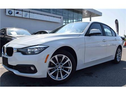 2016 BMW 320i xDrive (Stk: 689148X) in Brampton - Image 1 of 19