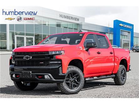 2020 Chevrolet Silverado 1500 LT Trail Boss (Stk: 20SL035) in Toronto - Image 1 of 19