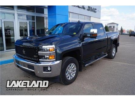 2018 Chevrolet Silverado 2500HD LTZ (Stk: T0096) in St Paul - Image 1 of 30