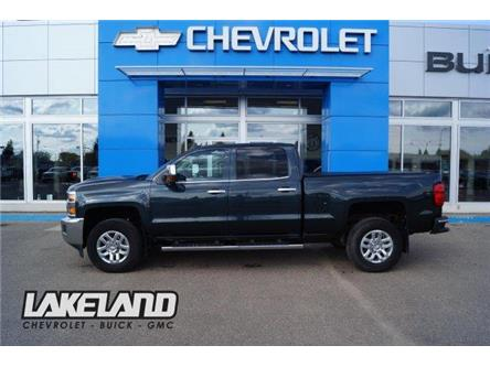 2018 Chevrolet Silverado 2500HD LTZ (Stk: T0096) in St Paul - Image 2 of 30