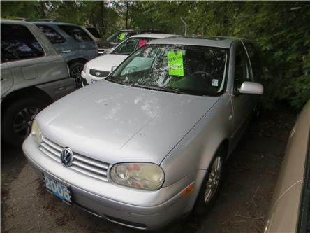 2006 Volkswagen Golf GLS TDI (Stk: ) in Kamloops - Image 2 of 10