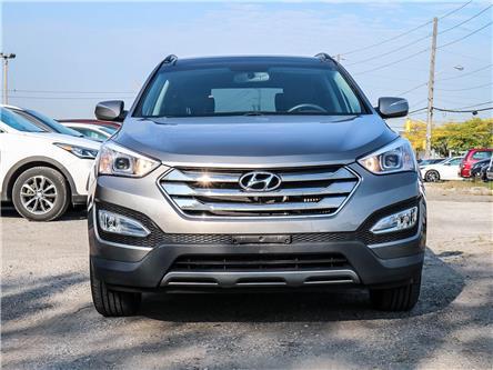 2014 Hyundai Santa Fe Sport 2.0T Limited (Stk: U06683) in Toronto - Image 2 of 29