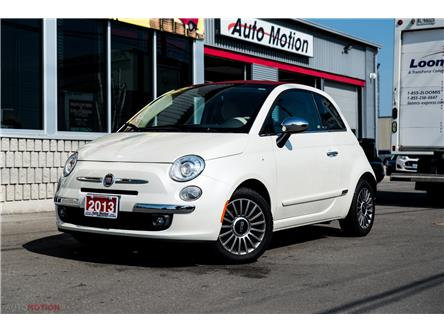 2013 Fiat 500C Lounge (Stk: 19900) in Chatham - Image 1 of 27