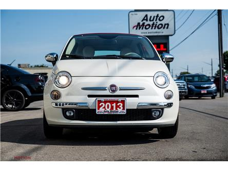 2013 Fiat 500C Lounge (Stk: 19900) in Chatham - Image 2 of 27