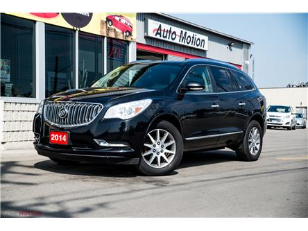 2014 Buick Enclave Leather (Stk: 19876) in Chatham - Image 1 of 28