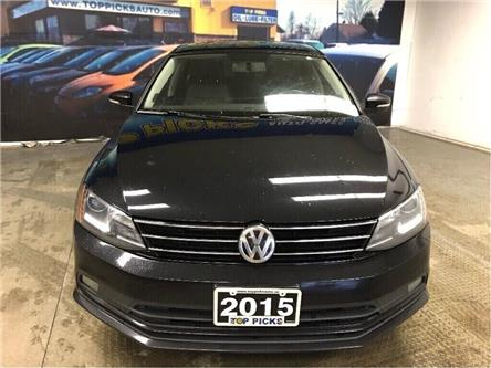 2015 Volkswagen Jetta 1.8 TSI Highline (Stk: 212775) in NORTH BAY - Image 2 of 24