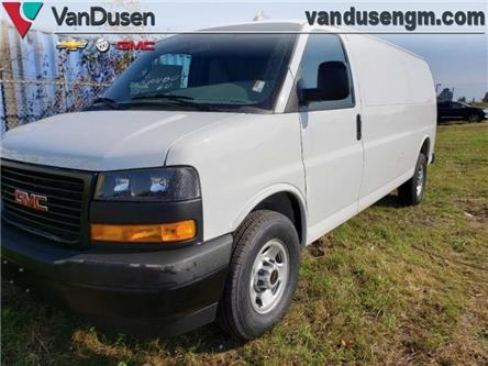 2019 GMC Savana 2500 Work Van (Stk: 194998) in Ajax - Image 1 of 16