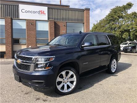 2019 Chevrolet Tahoe LS (Stk: C3072) in Concord - Image 1 of 4
