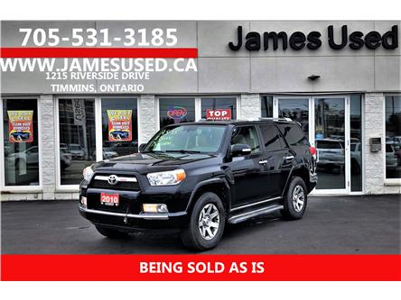 2010 Toyota 4Runner SR5 V6 (Stk: P02235) in Timmins - Image 1 of 5