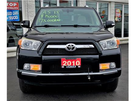 2010 Toyota 4Runner SR5 V6 (Stk: P02235) in Timmins - Image 2 of 5