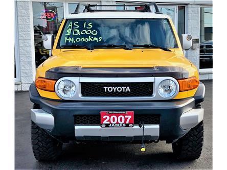2007 Toyota FJ Cruiser Base (Stk: N19410A) in Timmins - Image 2 of 5