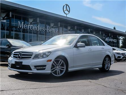 2014 Mercedes-Benz C-Class Base (Stk: 39220A) in Kitchener - Image 1 of 26