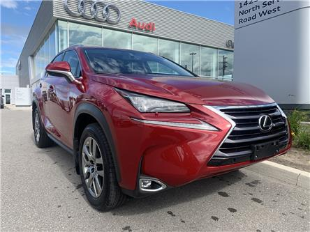 2015 Lexus NX 200t Base (Stk: L8898) in Oakville - Image 1 of 21