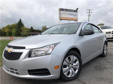 2012 Chevrolet Cruze LS (Stk: ) in Kemptville - Image 1 of 23