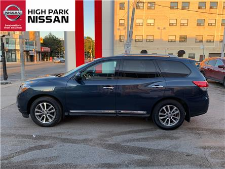 2016 Nissan Pathfinder SL (Stk: U1667) in Toronto - Image 2 of 23