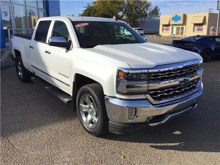 2017 Chevrolet Silverado 1500  (Stk: 180263) in Brooks - Image 1 of 20
