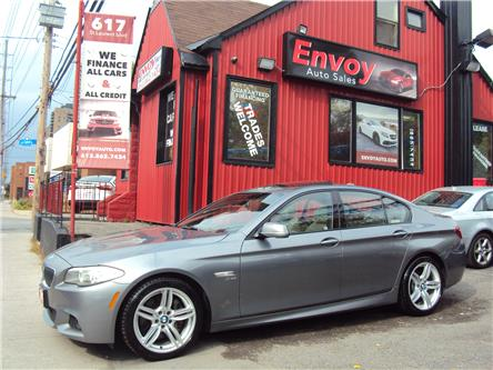 2012 BMW 535i xDrive (Stk: ) in Ottawa - Image 1 of 40