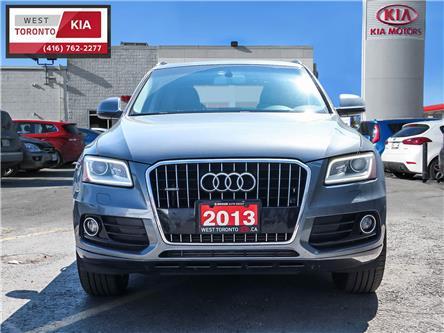 2013 Audi Q5 2.0T Premium (Stk: P522A) in Toronto - Image 2 of 20