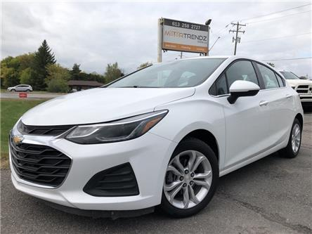 2019 Chevrolet Cruze LT (Stk: ) in Kemptville - Image 1 of 30