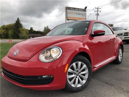 2014 Volkswagen Beetle 2.0 TDI Comfortline (Stk: -) in Kemptville - Image 1 of 27