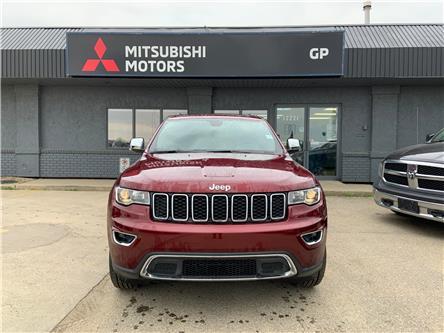 2019 Jeep Grand Cherokee Limited (Stk: L1073) in Grande Prairie - Image 1 of 25