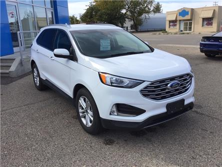 2019 Ford Edge SEL (Stk: 210167) in Brooks - Image 1 of 19