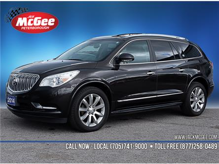 2014 Buick Enclave Leather (Stk: 18991A) in Peterborough - Image 1 of 18
