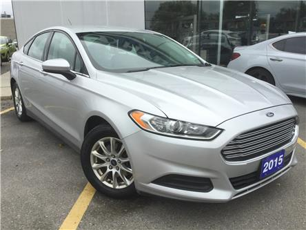 2015 Ford Fusion S (Stk: 7986H) in Markham - Image 1 of 20