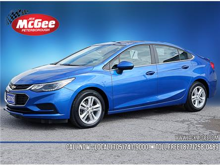 2016 Chevrolet Cruze LT Auto (Stk: 19303A) in Peterborough - Image 1 of 19