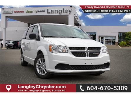2018 Dodge Grand Caravan CVP/SXT (Stk: EE910950) in Surrey - Image 1 of 20