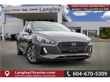 2019 Hyundai Elantra GT Preferred (Stk: EE911030) in Surrey - Image 1 of 21