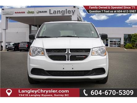2018 Dodge Grand Caravan CVP/SXT (Stk: EE910950) in Surrey - Image 2 of 20