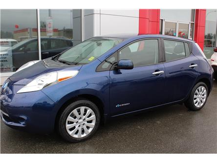 2017 Nissan LEAF S (Stk: P0225) in Nanaimo - Image 1 of 9