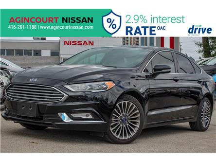 2018 Ford Fusion Titanium (Stk: U12639) in Scarborough - Image 1 of 31