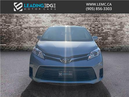 2018 Toyota Sienna LE 8-Passenger (Stk: ) in Woodbridge - Image 2 of 18
