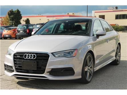2015 Audi A3 2.0T Technik (Stk: 1909432) in Waterloo - Image 1 of 28