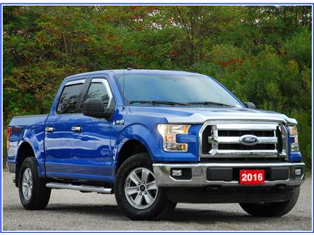 2016 Ford F-150 XLT (Stk: 9F6560A) in Kitchener - Image 1 of 18