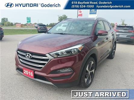 2016 Hyundai Tucson Premium (Stk: 20071A) in Goderich - Image 1 of 27