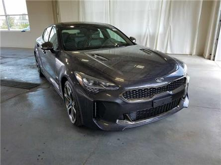 2020 Kia Stinger GT Limited w/Black Interior (Stk: S20114) in Stratford - Image 1 of 19