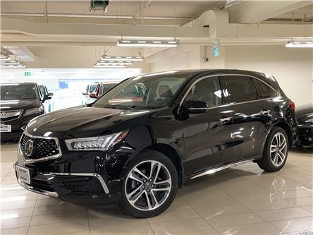 2018 Acura MDX Navigation Package (Stk: M12935A) in Toronto - Image 1 of 30