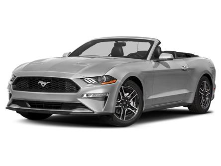 2018 Ford Mustang EcoBoost Premium (Stk: MA010) in Sault Ste. Marie - Image 1 of 8