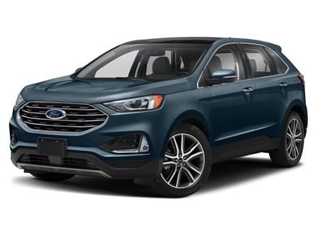2019 Ford Edge SEL (Stk: DB012) in Sault Ste. Marie - Image 1 of 9