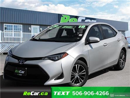 2019 Toyota Corolla LE (Stk: 191088A) in Fredericton - Image 1 of 26