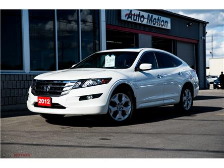 2012 Honda Crosstour EX-L (Stk: 19966) in Chatham - Image 1 of 28