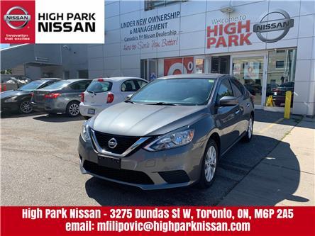2016 Nissan Sentra 1.8 SV (Stk: U1655) in Toronto - Image 1 of 20
